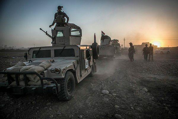 Rozpoczęła się ofensywa sił irackich na Mosul