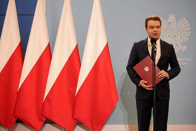Bochenek: wielu przywódców zgłaszało niepochlebne uwagi o Tusku