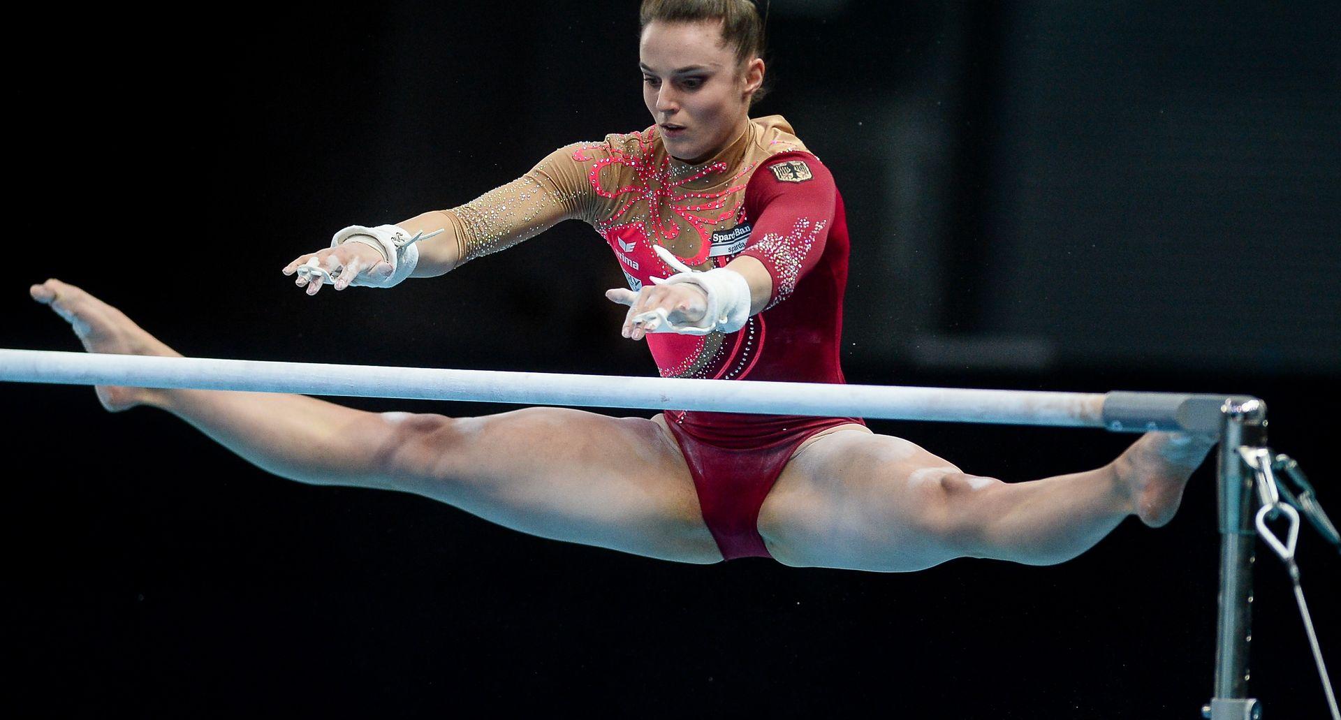 Gimnastyka artystyczna to jeden z najbardziej wymagających fizycznie sportów