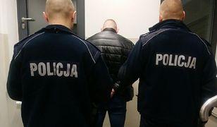 Inowrocław. Mężczyźnie grozi 10 lat więzienia.