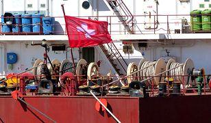 Załoga szwajcarskiego statku została porwana
