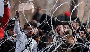 Grecja. Migranci z Turcji próbują przedostać się do Europy