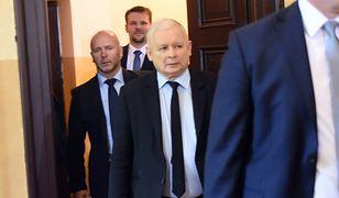 Tygodnik wrócił do sprawy sprzed lat z Kaczyńskim w roli głównej