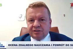 """Łódź. Kurator oświaty zwolniony. Mówił o groźnym """"wirusie LGBT"""""""