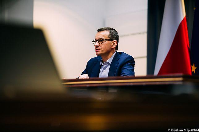 Koronawirus w Polsce i na świecie. Mocne słowa Mateusza Morawieckiego