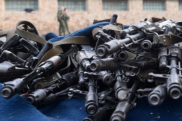 Ukraina: terroryści zabijają porwanych