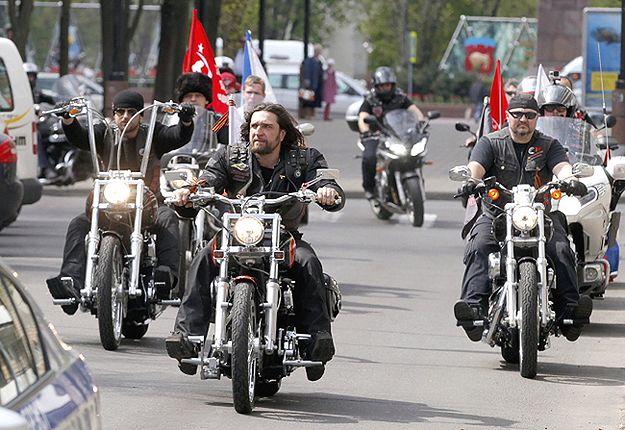 """Rosyjskie MSZ atakuje Polskę za niewpuszczenie motocyklistów z klubu """"Nocne Wilki"""""""