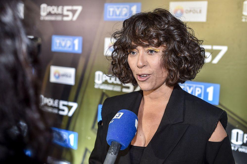 Natalia Kukulska miała mnóstwo roboty przy tegorocznym Festiwalu w Opolu