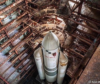 Kazachstan - zapomniana radziecka rakieta kosmiczna