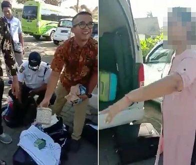Obsługa hotelu znalazła w bagażach turystów wiele skradzionych przedmiotów