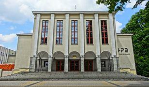 Fasada Teatru Polskiego w Bydgoszczy