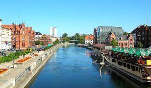Bydgoszcz uzyskała prawa miejskie w 1346 roku