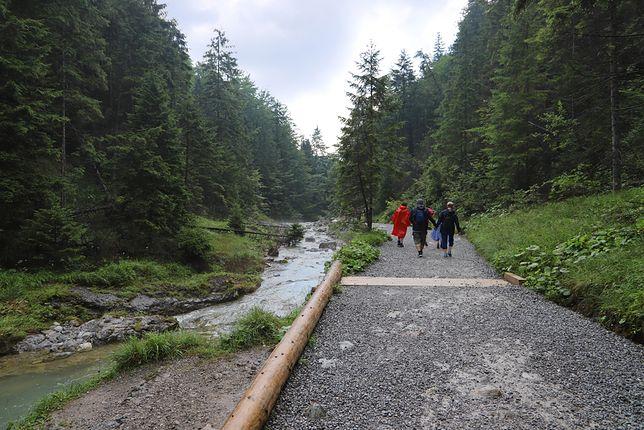 Pogoda w Tatrach w najbliższych dniach nie będzie rozpieszczać