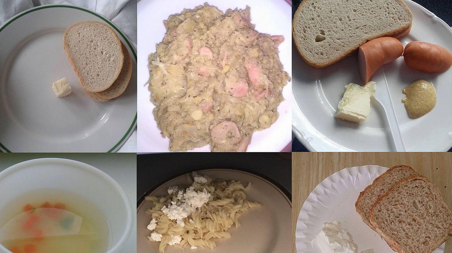 Niektóre polskie szpitale na całodzienne wyżywienie pacjenta przeznaczają 5 zł.