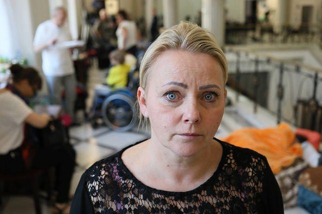Iwona Hartwich: ONZ pyta polskie władze, dlaczego nie mogą nam dać tych 500 zł