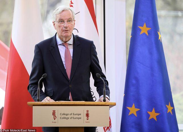 Michel Barnier: Widzimy smutne konsekwencje brexitowych kłamstw