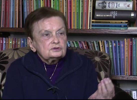 Jadwiga Kaczyńska: o śmierci syna dowiedziałam się w maju