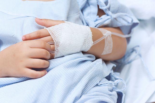 Nieznana choroba atakuje dzieci. Lekarze rozkładają ręce