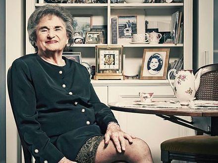 Najstarsza brytyjska prostytutka. Ma 85 lat i nie myśli o emeryturze