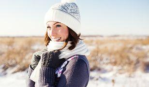 Zima niekorzystnie wpływa na włosy i skórę