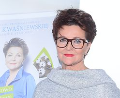 """Jolanta Kwaśniewska o słowach Agaty Dudy. """"Oceni je historia"""""""