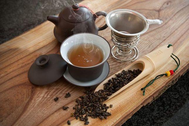 Czerwona herbata - fakty i mity