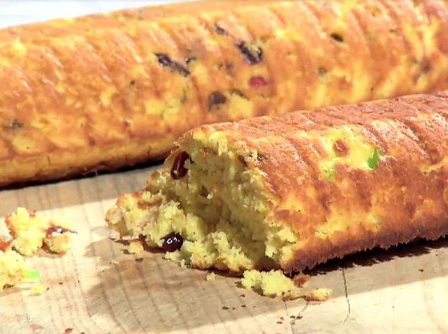 Cwibak - oryginalne ciasto z fasoli