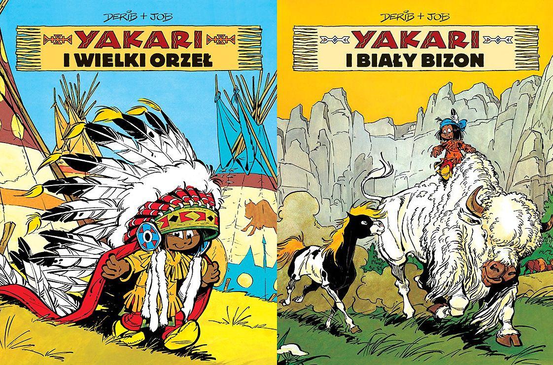 """""""Yakari"""": przygody małego Indianina idealne dla małego czytelnika"""