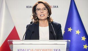 Małgorzata Kidawa-Błońska wyzywa Jarosława Kaczyńskiego na pojedynek. Będzie debata?