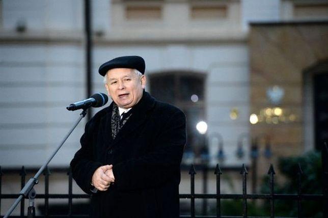 """Kaczyński krytykuje """"Topór Szyszki"""". """"Widać w tym prawie lobbing"""""""