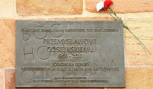Przemysław Gosiewski ma już w Kielcach tablicę pamiątkową