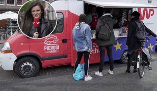 Food truck Wirtualnej Polski dotarł do Holandii