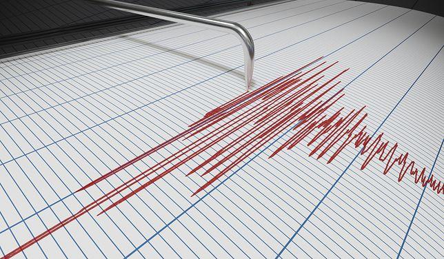 Trzęsienie ziemi w Indonezji, w prowincji Papua Zachodnia