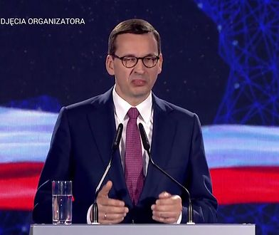 Morawiecki: rządzimy dla zwykłych ludzi