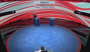 Debata prezydencka TVP w Końskich