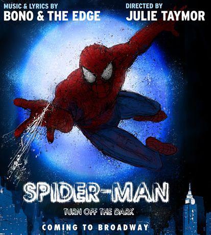 "Premiera musicalowego ""Spider-Mana"""