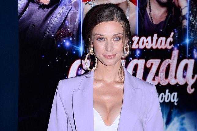 Julia Kamińska wróciła na plan serialu