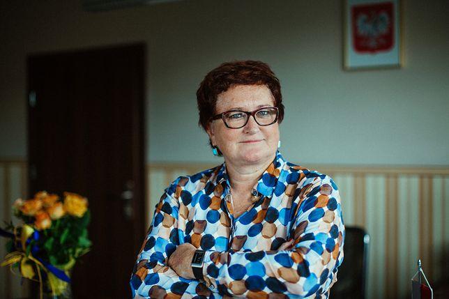 Burmistrz Pucka Hanna Pruchniewska