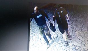 Zakrywamy twarz jednego ze sprawców ataku na dom Tuska. Na stronie prokuratury nie ma nagrania