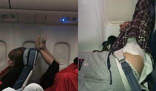 Polscy pasażerowie na pokładzie są często źródłem wielu alkoholowych ekscesów w czasie rejsów lotniczych
