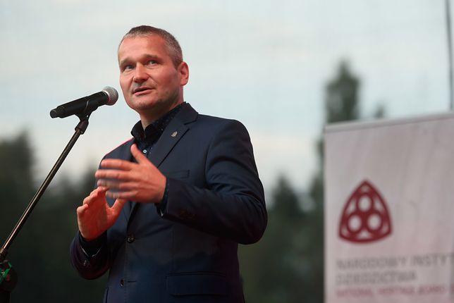 Wiceprezydent Poznania Jędrzej Solarski zapewnia, że poszkodowani w wybuchu kamienicy, jak najszybciej dostaną nowe lokale