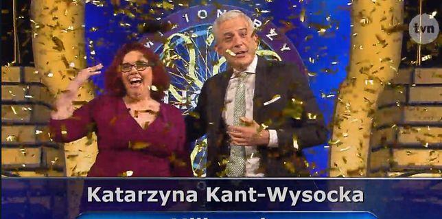 """""""Milionerzy"""": Katarzyna Kant-Wysocka przygotowywała się do programu"""