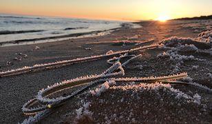 Zimowy urlop nad polskim morzem. Spokój, cisza i niższe ceny
