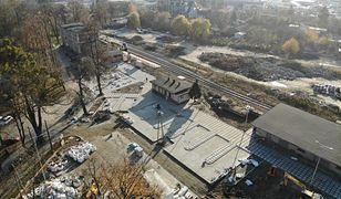 Dolny Śląsk. Wybudowano dworzec autobusowy, na który dojazd jest zbyt stromy