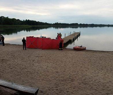 Choszczno. Nie żyje mężczyzna, który pływał w jeziorze Chłopowo
