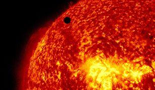 Wybuchy na Słońcu. 29 maja doszło do najpotężniejszych od trzech lat wybuchów na Słońcu