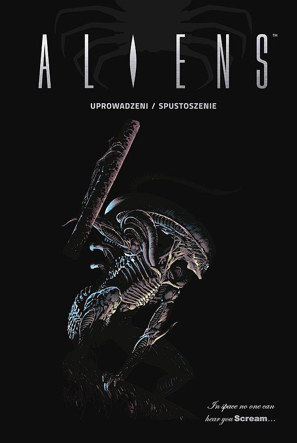 Aliens: Uprowadzeni/Spustoszenie – 5th Scream Anniversary Edition – recenzja komiksu