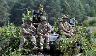 Na poligonie w Drawsku międzynarodowe siły będą trenować obronę przed czołgami i kontratak.