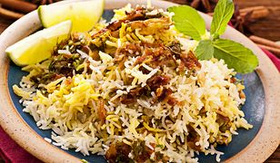 Biryani – pyszne danie na jesień. Sekretem jest odpowiedni ryż