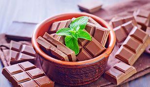 Dobrą czekoladę poznasz gołym okiem
